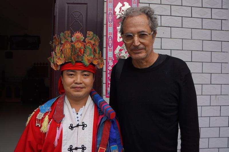 with Badai Wu, China