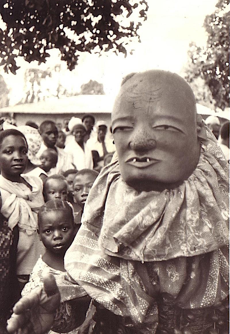 Makonda ritual, Tanzania