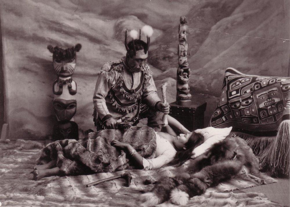 Haida Shaman