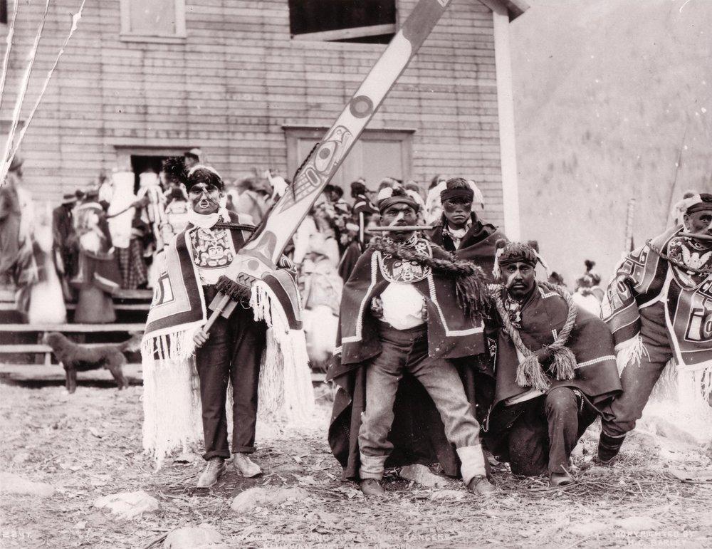Tlingit Shaman