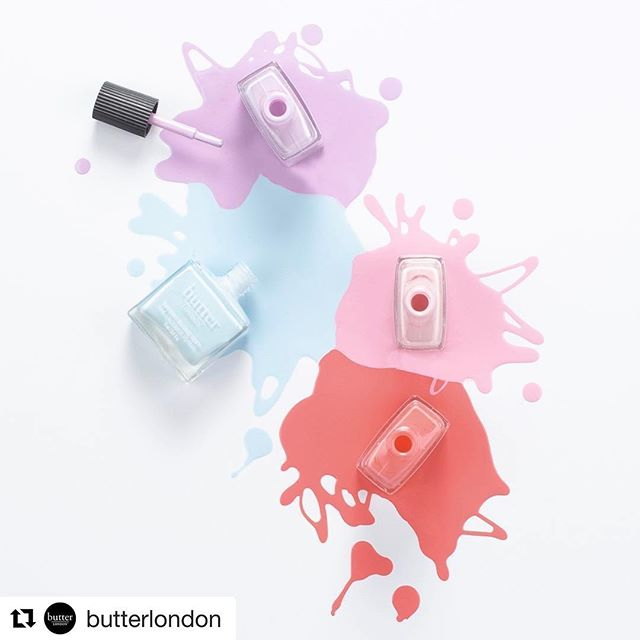 Loving these soft pastels from @butterlondon. Perfect for Spring! 💅🏻🌷 . . . #nails #nailpolish #manicure #cleanbeauty #spring #pastels #colour #nomoretoxins #selfcare #instabeauty #instagood #purebeauty #goodforyou #ditchthejunk #nonasties #pretty #lovetheskinyourein #notjustskindeep #rebelsinthesix #rebelswithacause