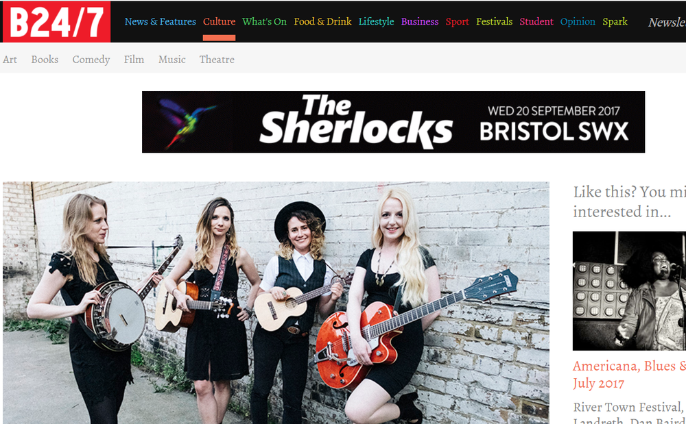 Check out our interview with Jonathon Kardasz Bristol 24/7 :)