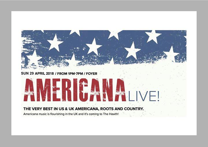 Americana Live with The Savannahs 2018