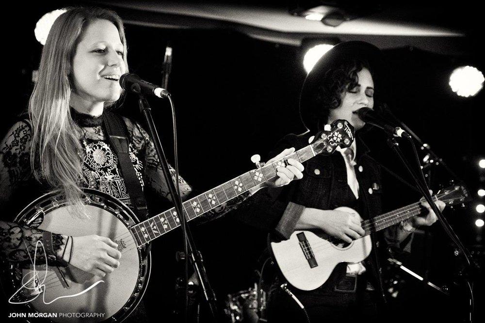 The Savannahs Live at Ramblin' Roots 2018, Photo by John Morgan