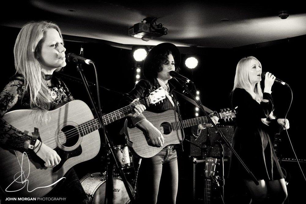 The Savannahs Live at Ramblin Roots 2018, Photo by John Morgan