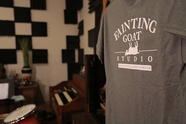 Our online store is now STOCKED! Click the link in our bio to check out these and other great items. ∆ ∆ ∆ #faintinggoatstudio #recordingstudio #localmusic #lynchburgmusic #bedford #virginia #music #musicrecording