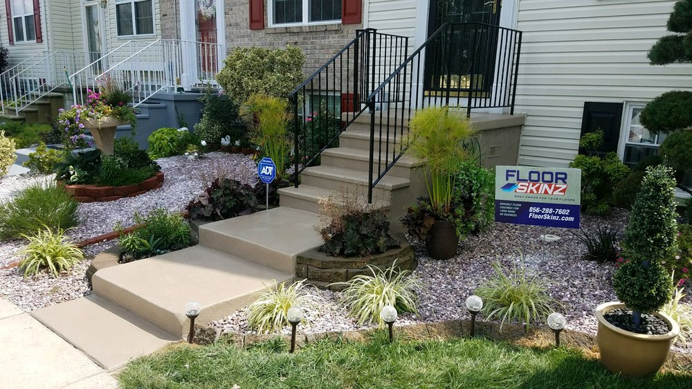 Front Porch Restoration Graniflex - Wilmington, DE