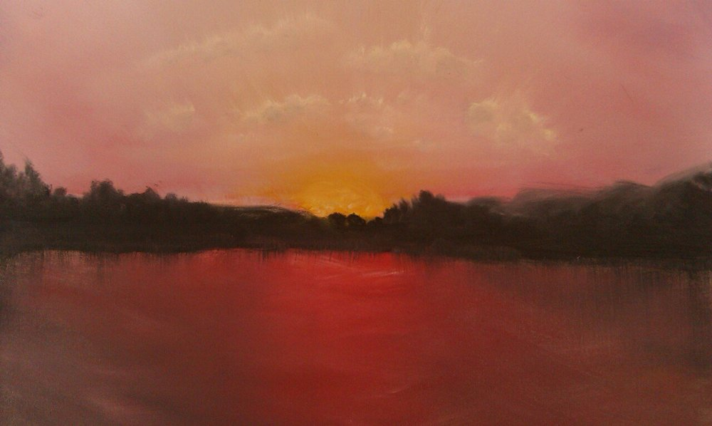LauraPina-Shelton_Red Sunset.jpg