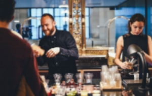 The Works  Tell us your vision, and we'll take care of ALL the details;Licensing, personalized menu design, all product supplied, glassware supplied, professional event execution, setup & tear down. Our special event bartenders will take care of it all!   Starting at $500.00    Liquor billed seperately