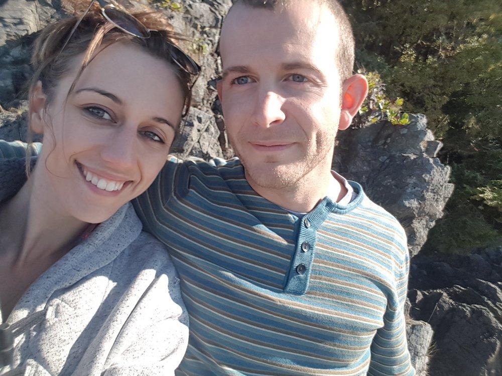 Dan & Rachelle Brady's Beach, Bamfield BC