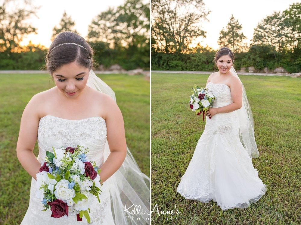 Bride, Bouquet, Sunset, Sunset Bluffs