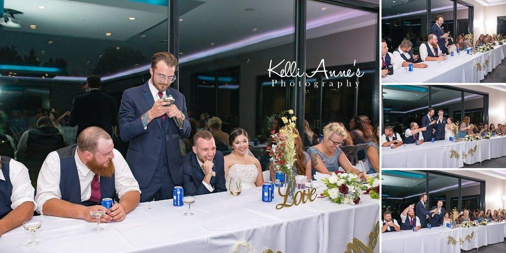 Best Man Toast, Best Man Speech, Wedding Party, Roasting the Groom, Reception, Sunset Bluffs, Washington MO