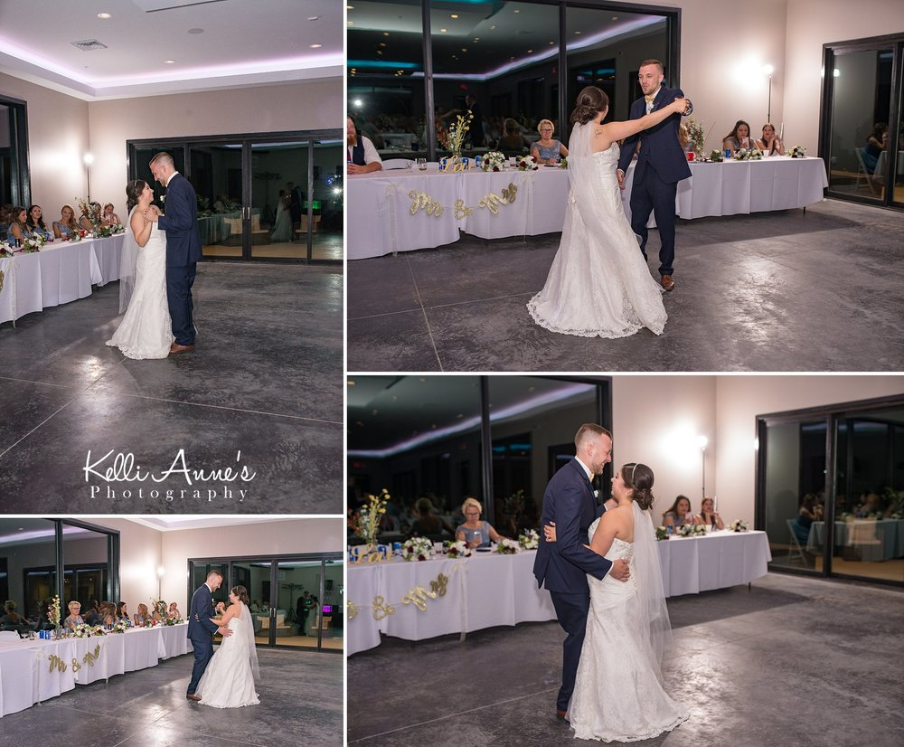 Bride and Groom, First Dance, Reception, Spinning