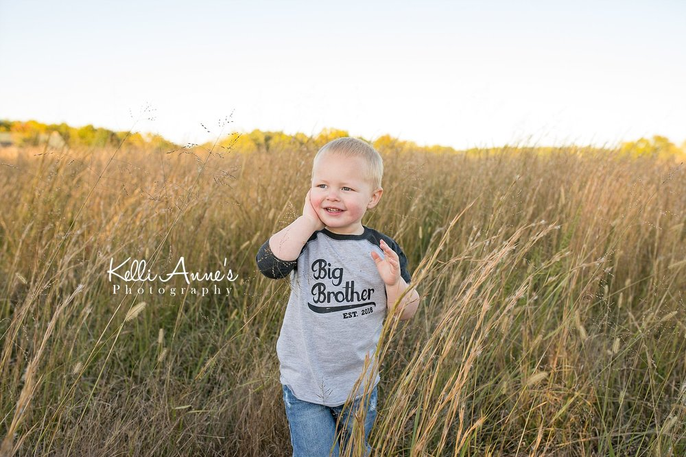 big brother, tall grass, field, laughing, fellows lake, springfield mo