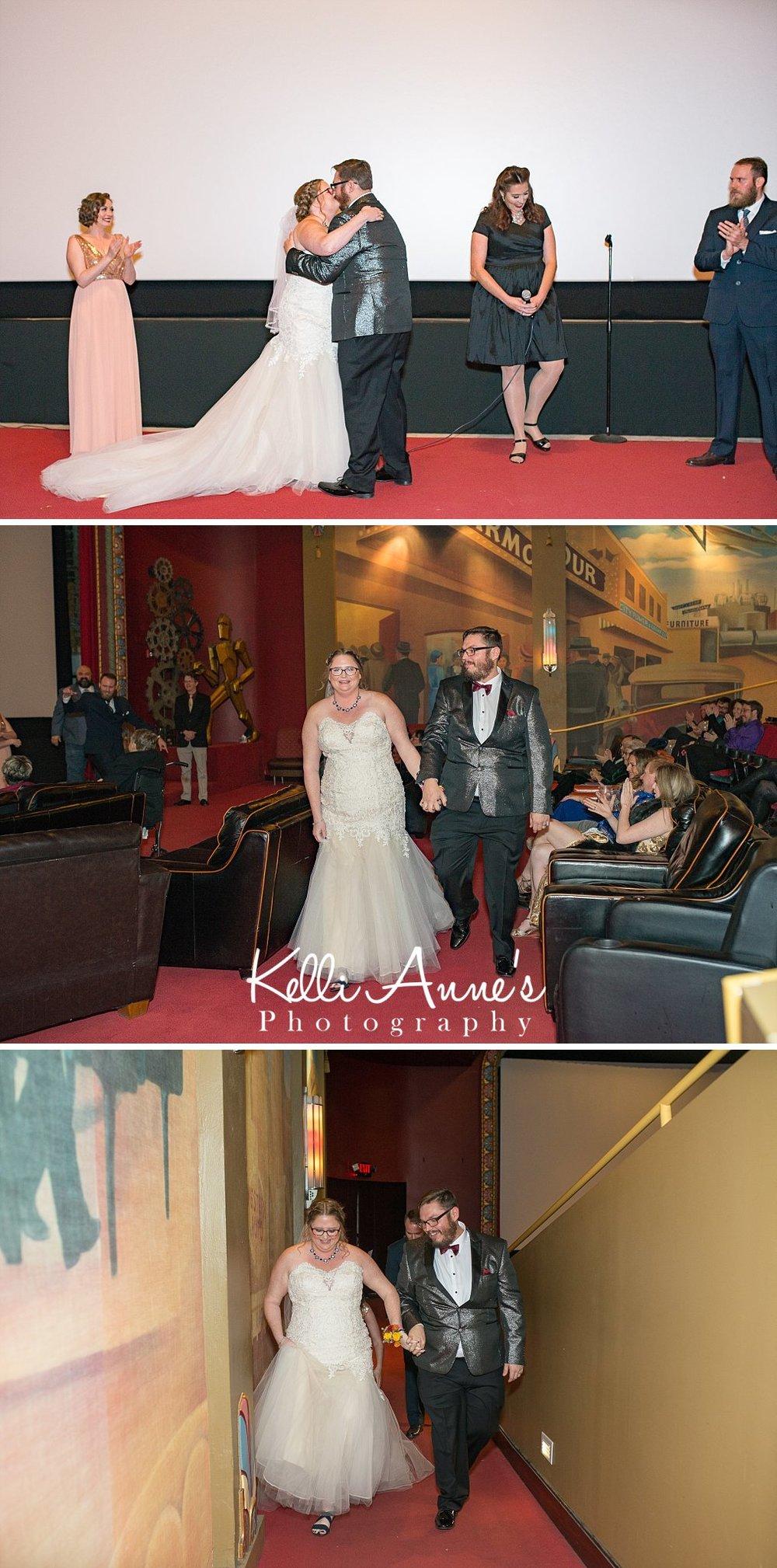 Armour Screenland and Loft Wedding