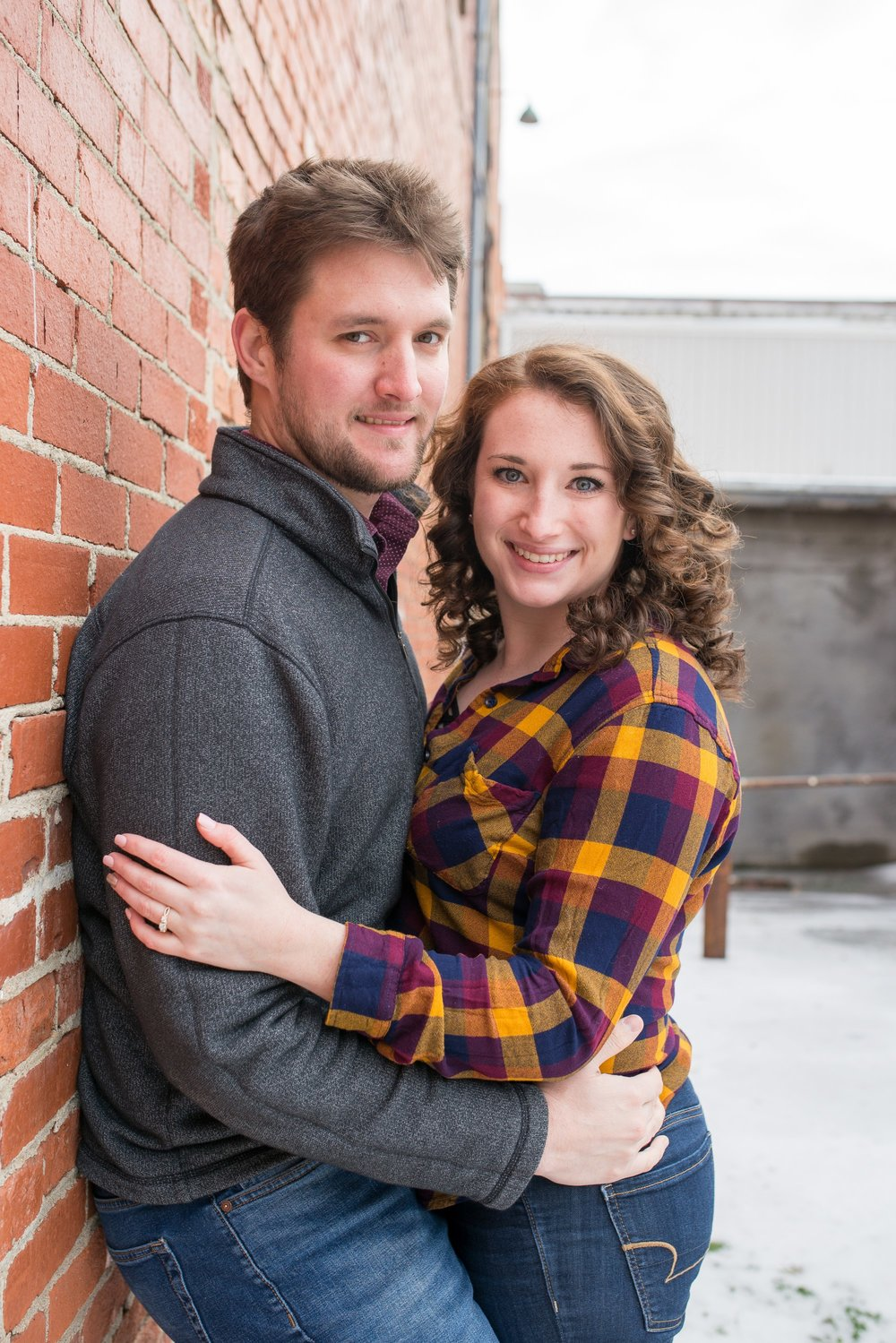 downtown-engagement-session