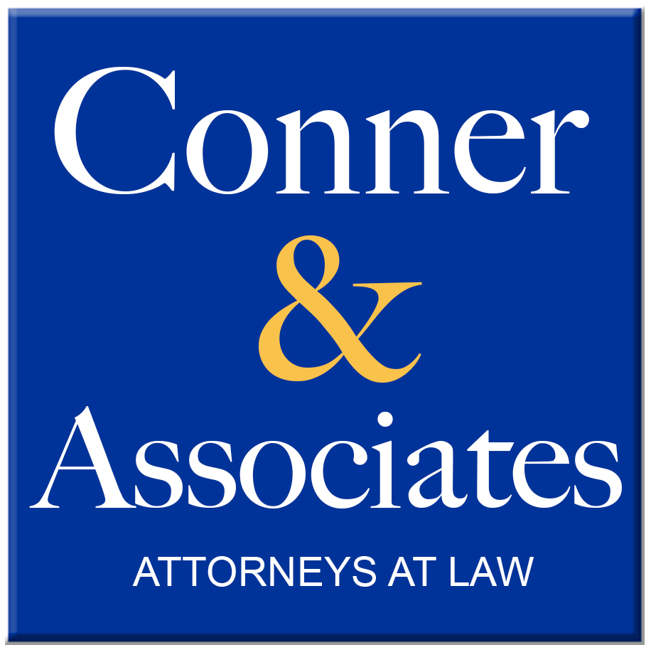 Conner & Associates, Attorneys at Law.