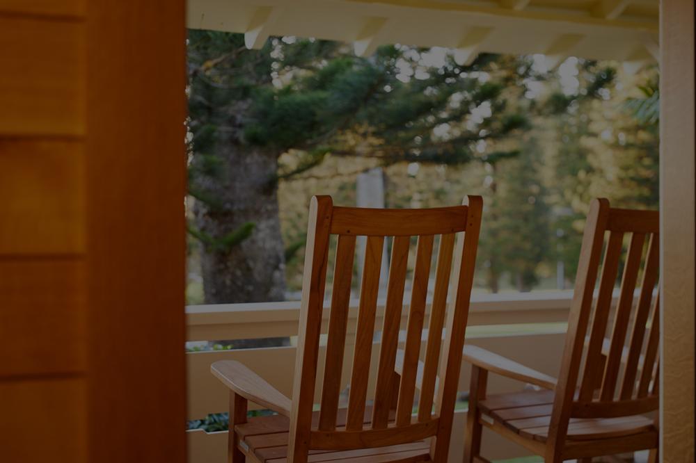 Lanai Room -