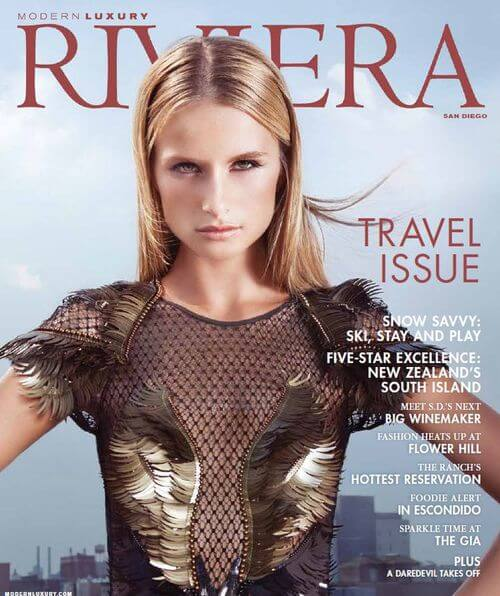 Modern Luxury Riviera Magazine - Oct 2013