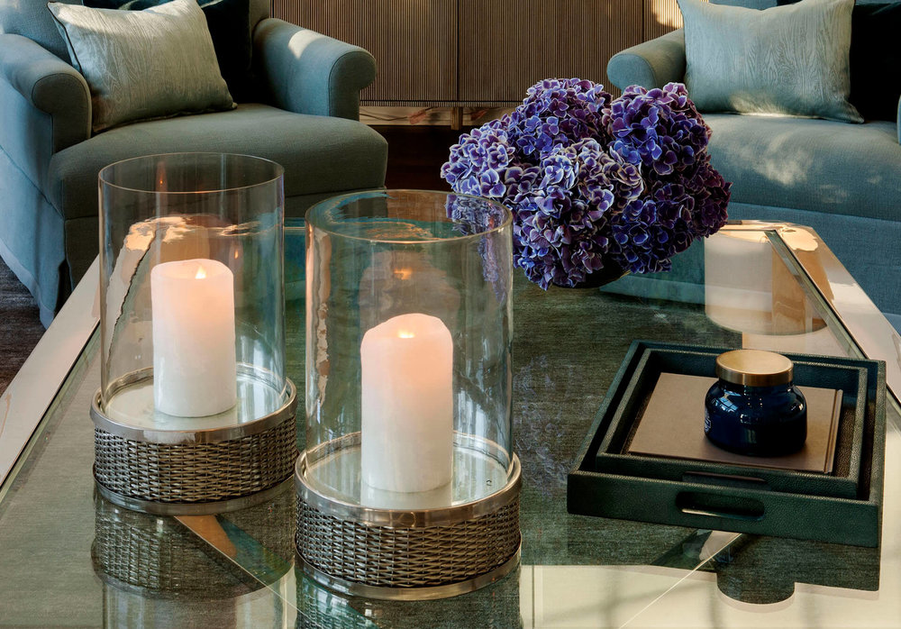 Elizabeth Tapper Interiors - Brentwood Style Details