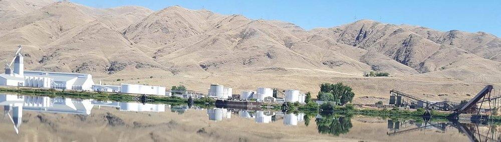 CHS operations reflected in the Snake River