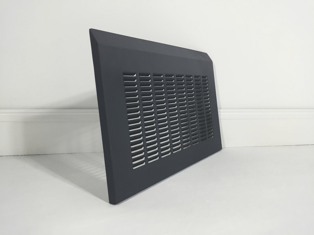 Louvered Return Cover