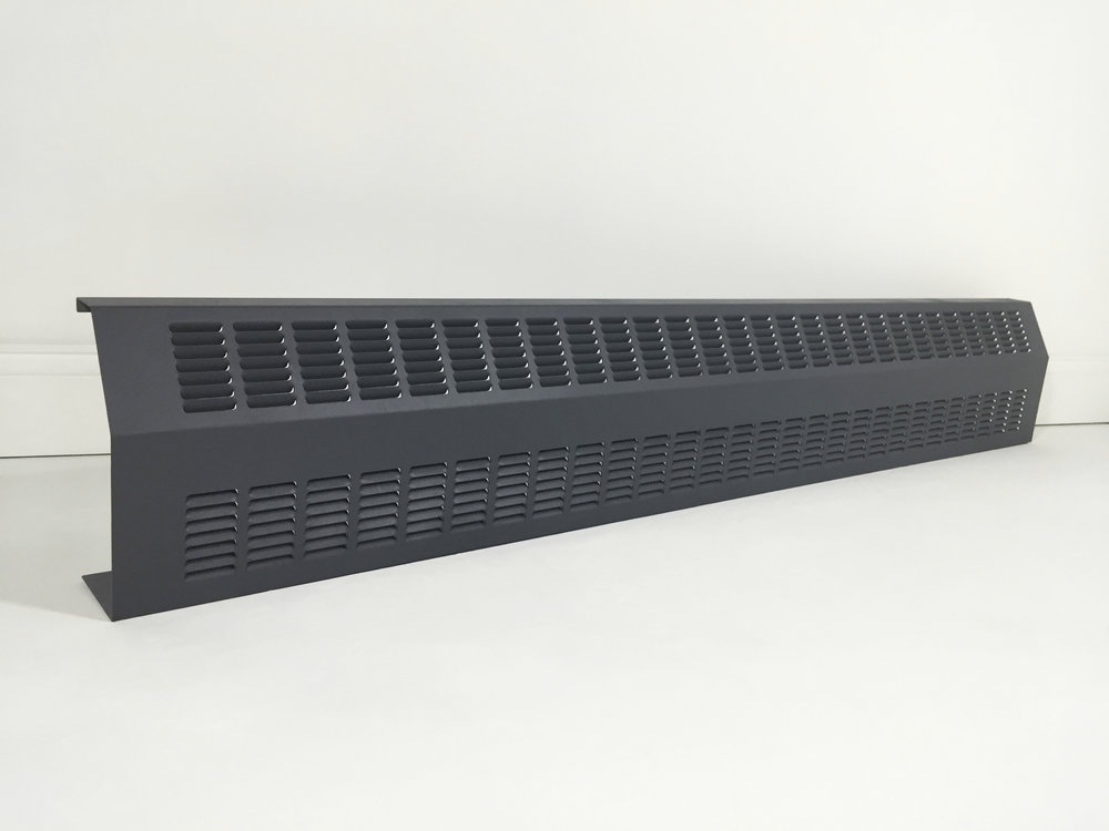 Louvered Convection Cover