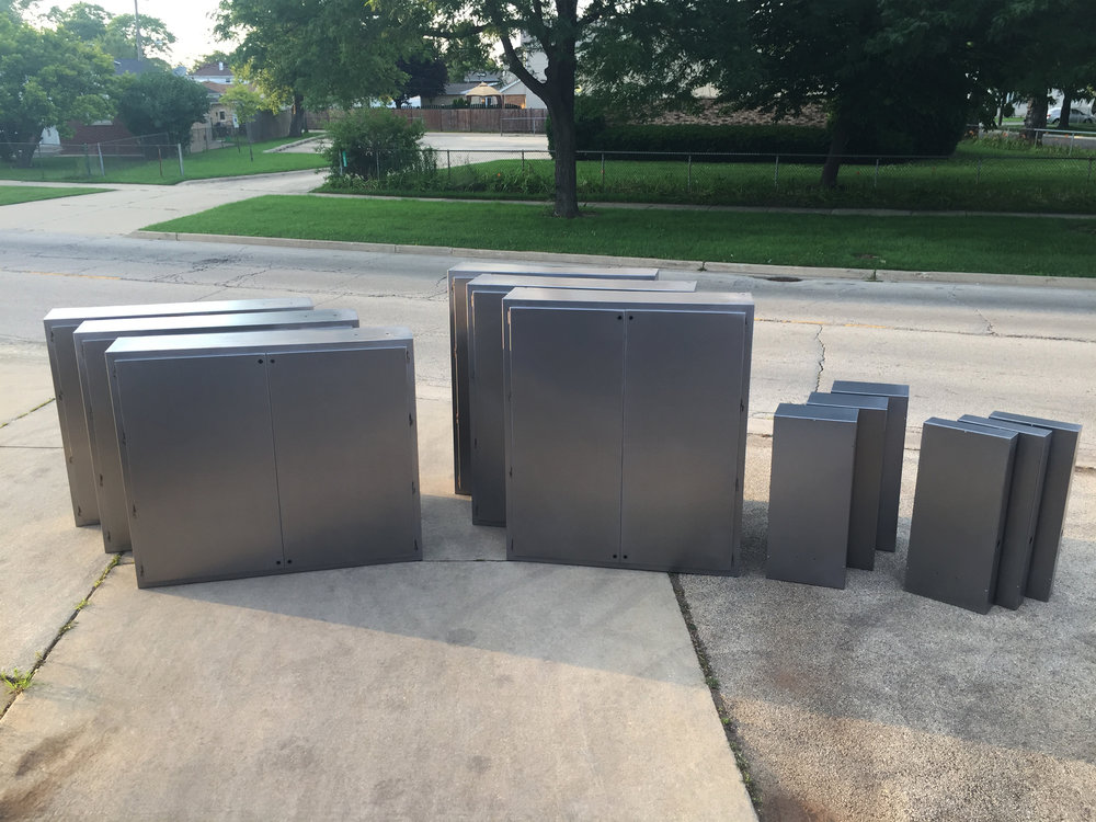 Large Electrical Enclosures
