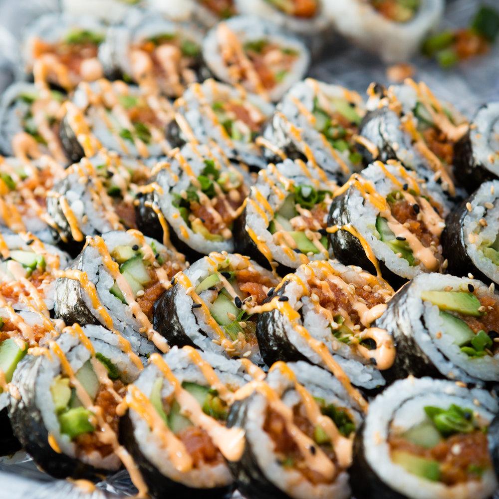 Sushi Boss