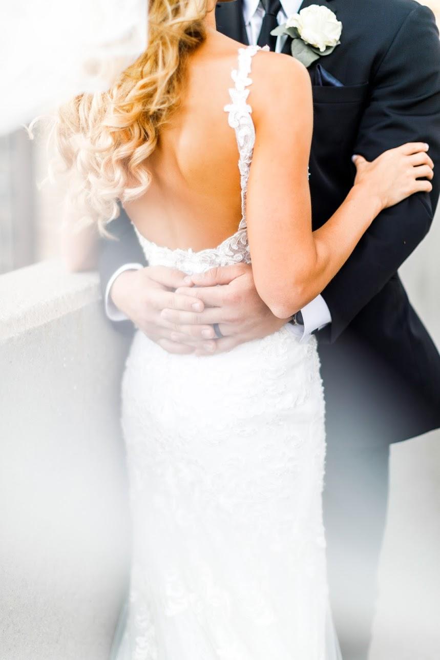 wedding studio bride