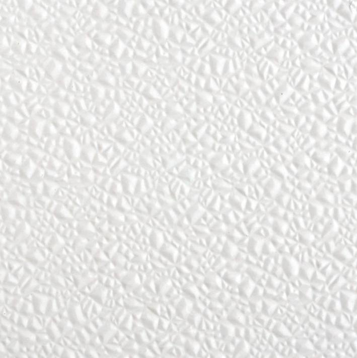 Typical texture of an FRP board
