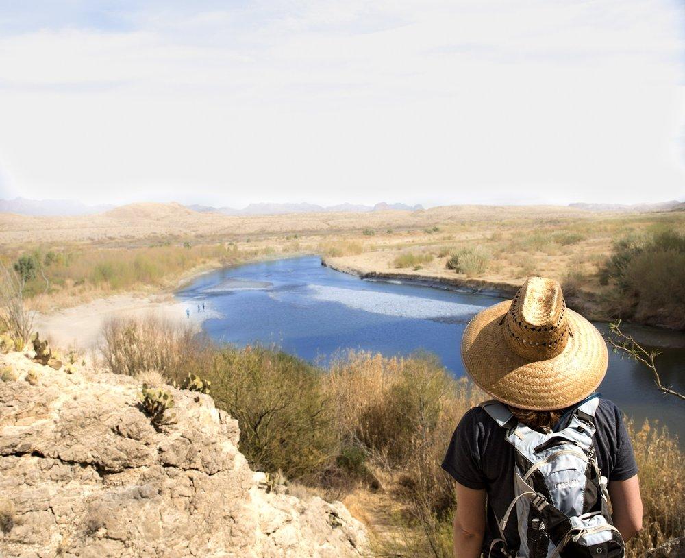 Views from Santa Elena Canyon
