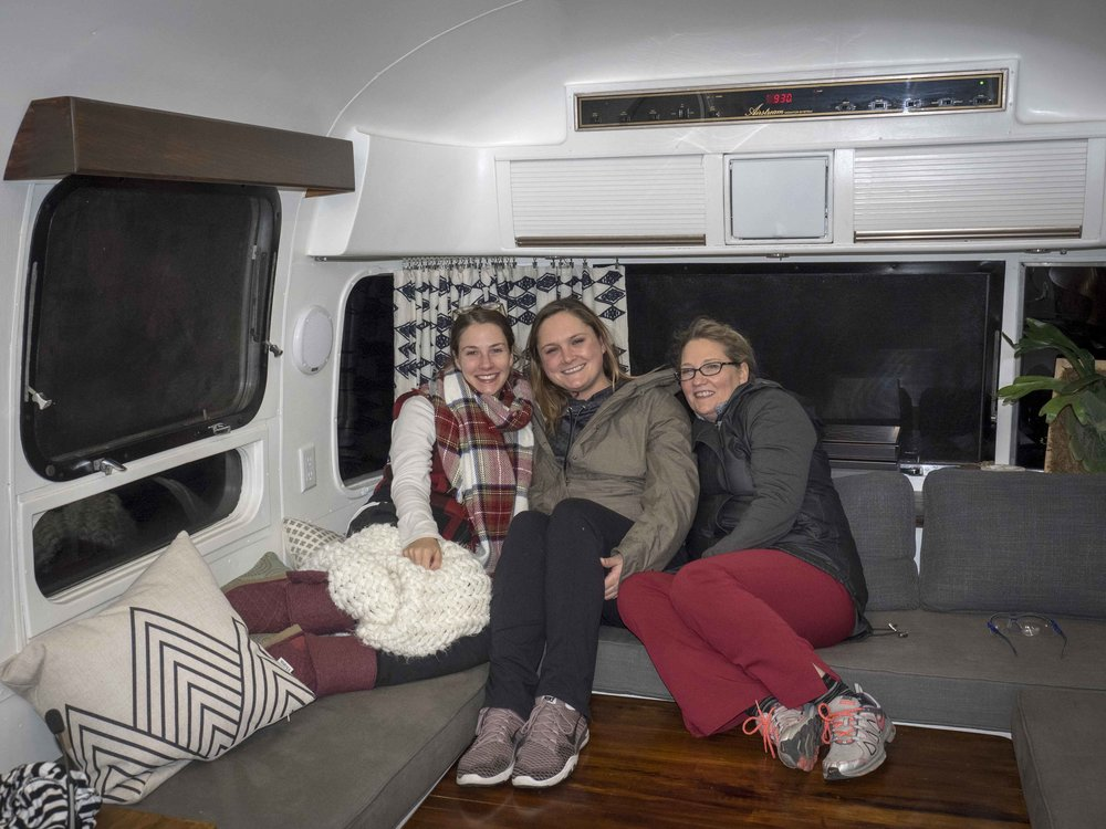 Litchfield, NH with Amy and Patti | November 2017