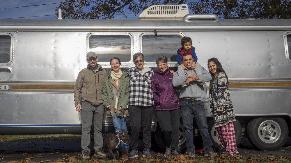Fairfield, CT with Harriet, Shea, Max, Rylan, and Marissa | November 2017
