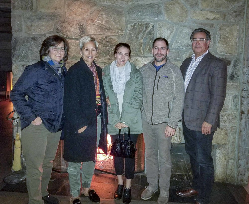 Westchester County, NY with Lenny, Ruth, and Andrea | November 2017