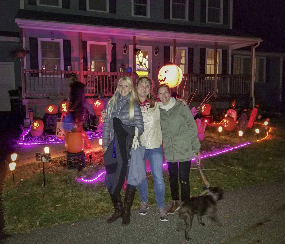 Shirly, MA with Amy Myrick | Halloween 2017