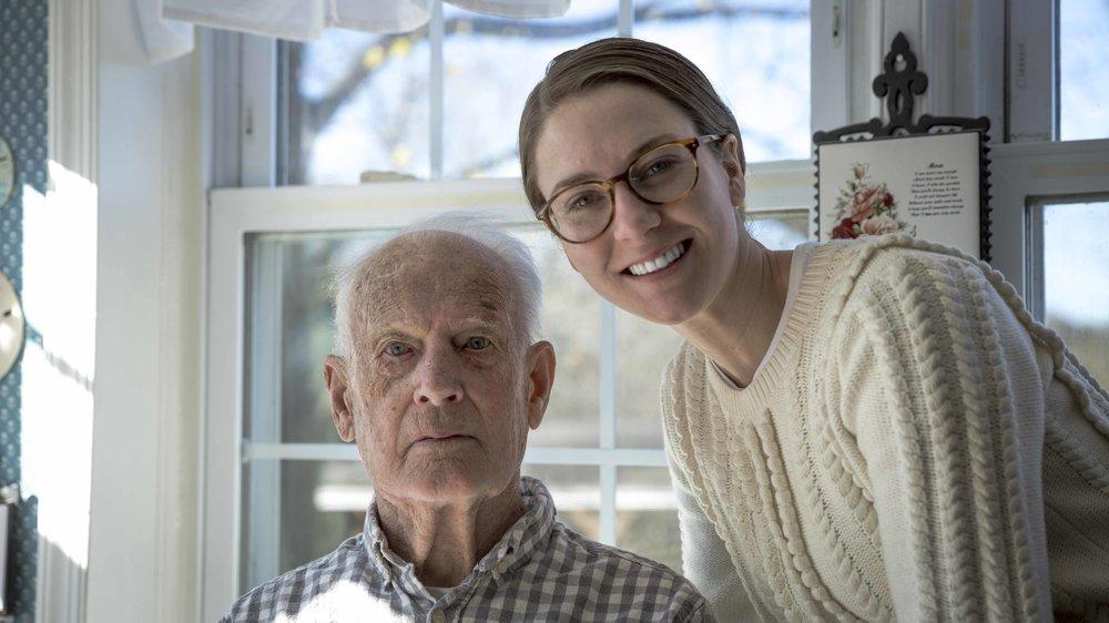 Roanoke, VA with Grandpa Floyd | November 2017