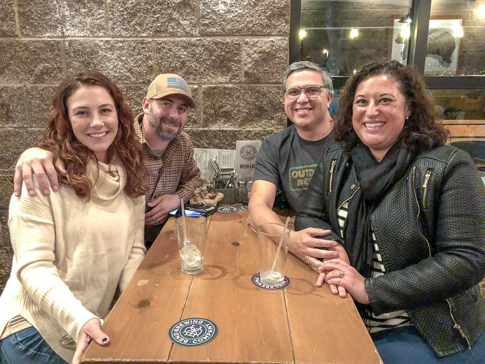 Bend Oregon with Mariso and Marco Murdock | October 2018