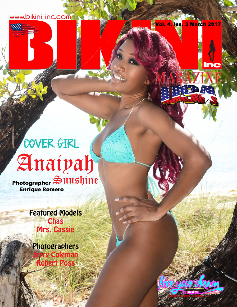 Model/Singer Anaiyah Sunchine