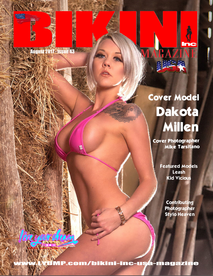 Playboy Cover Model Dakota Millen