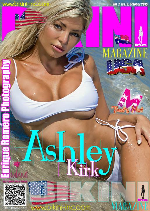 Model/Actress Ashley Kirk