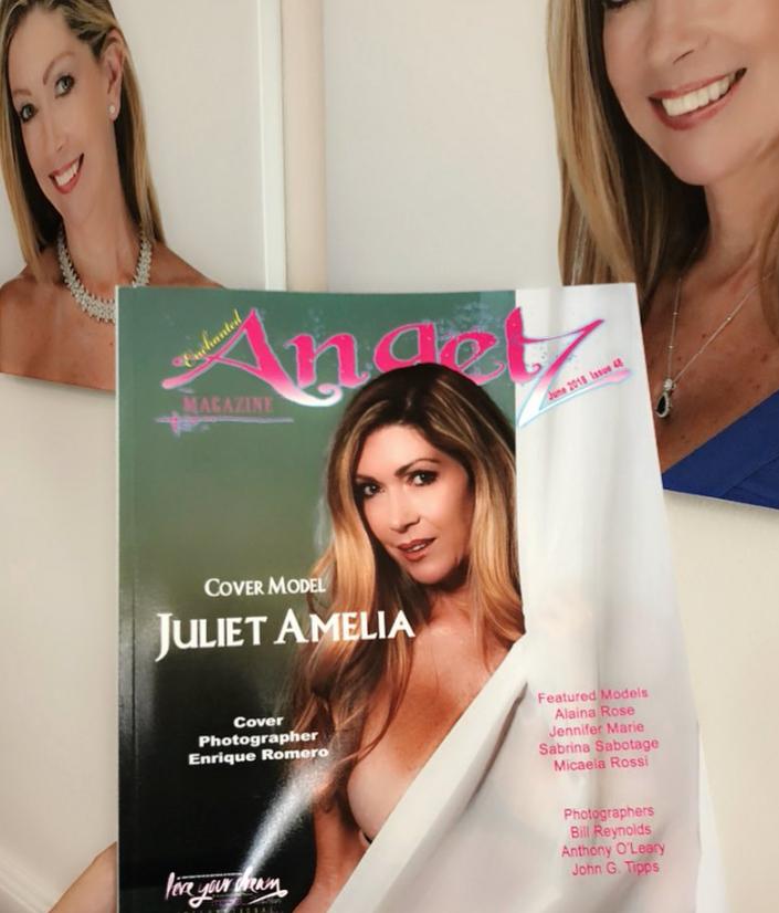 Juliet Amelia - Jun 2018