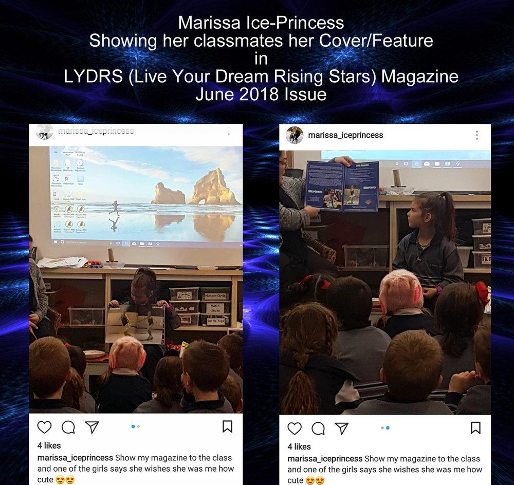 Marissa - June 2018