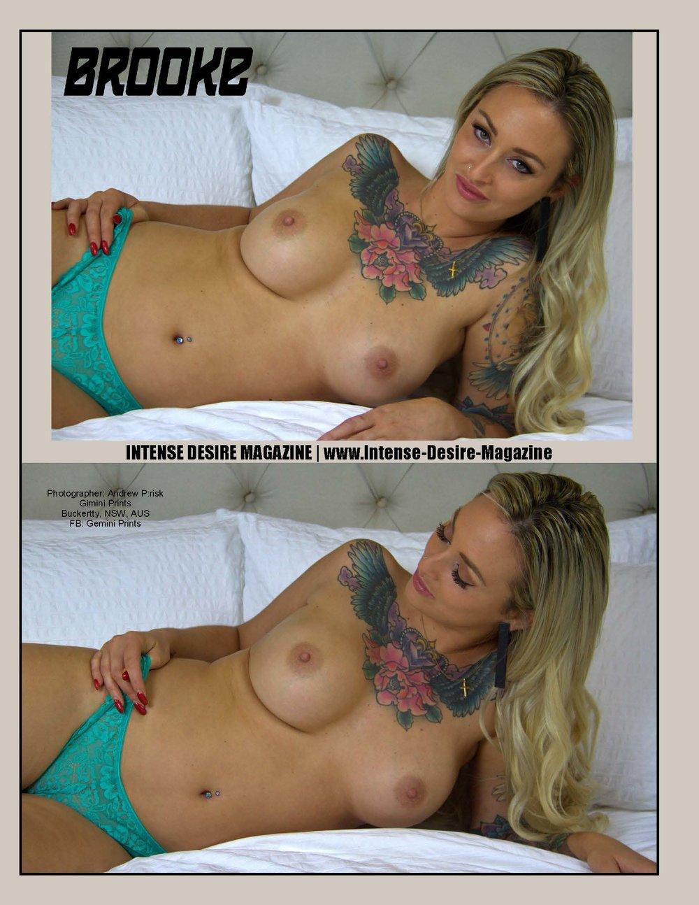 Brooke - Australia