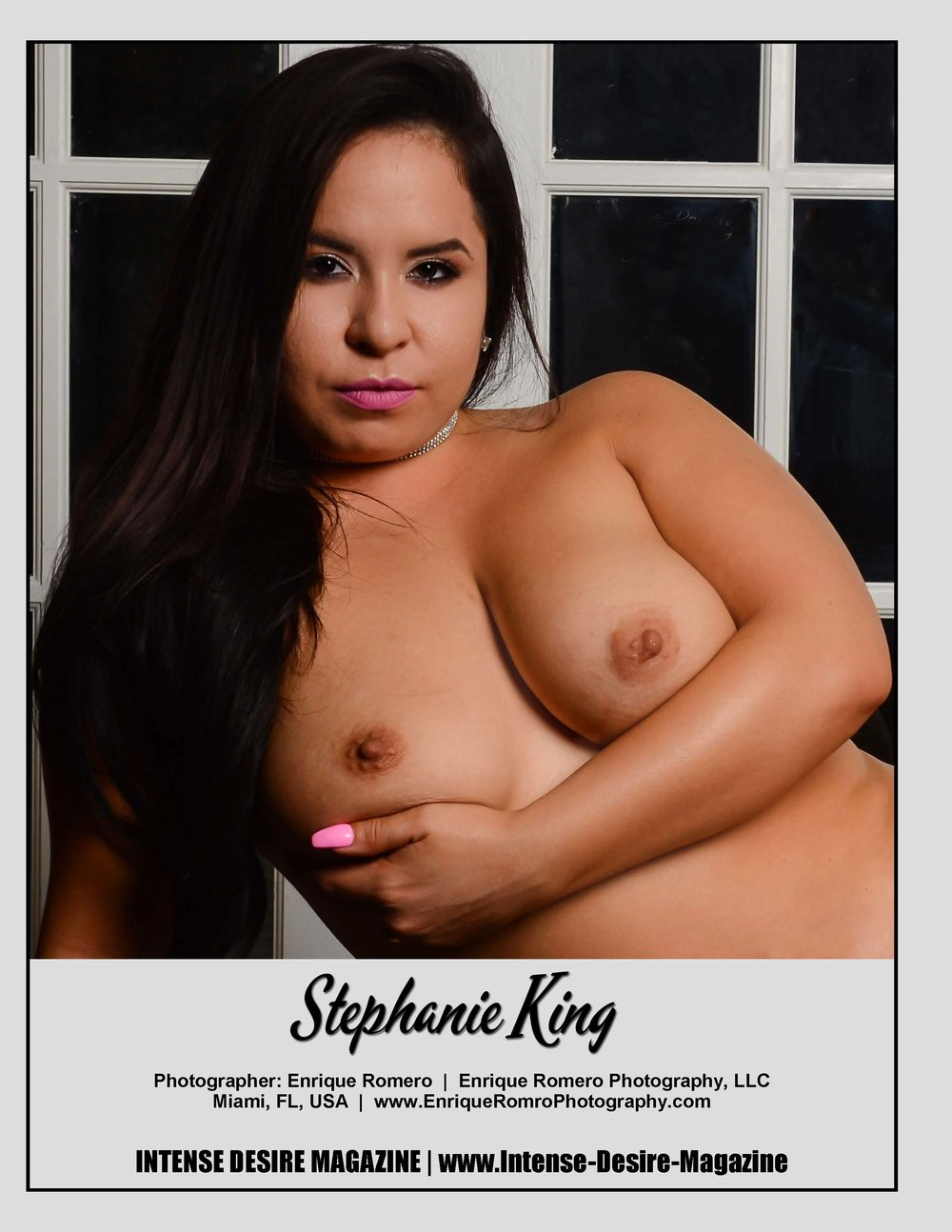 Stephanie King - Brazil