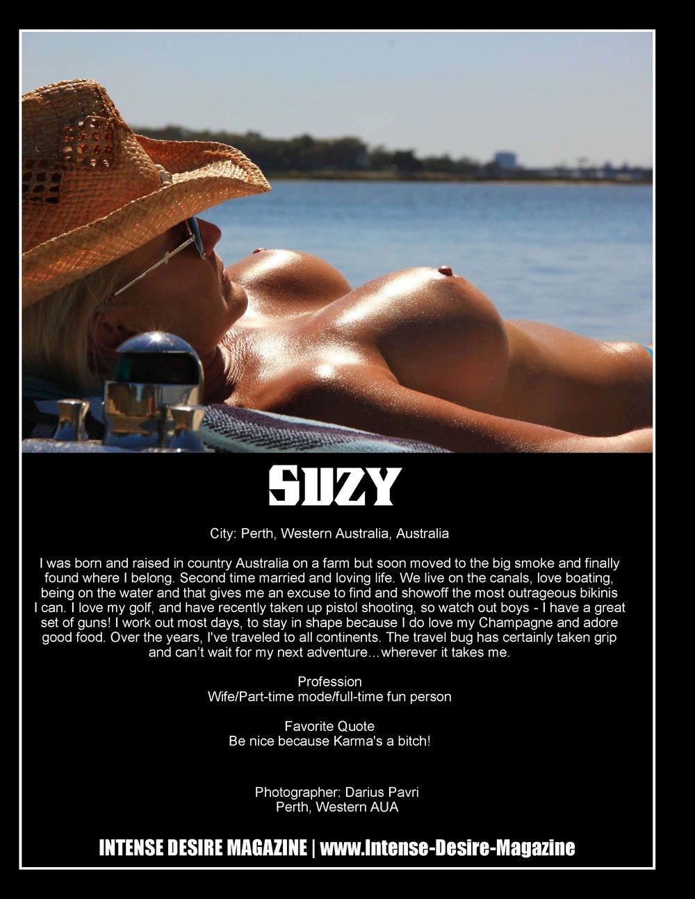 Suzy - Australia