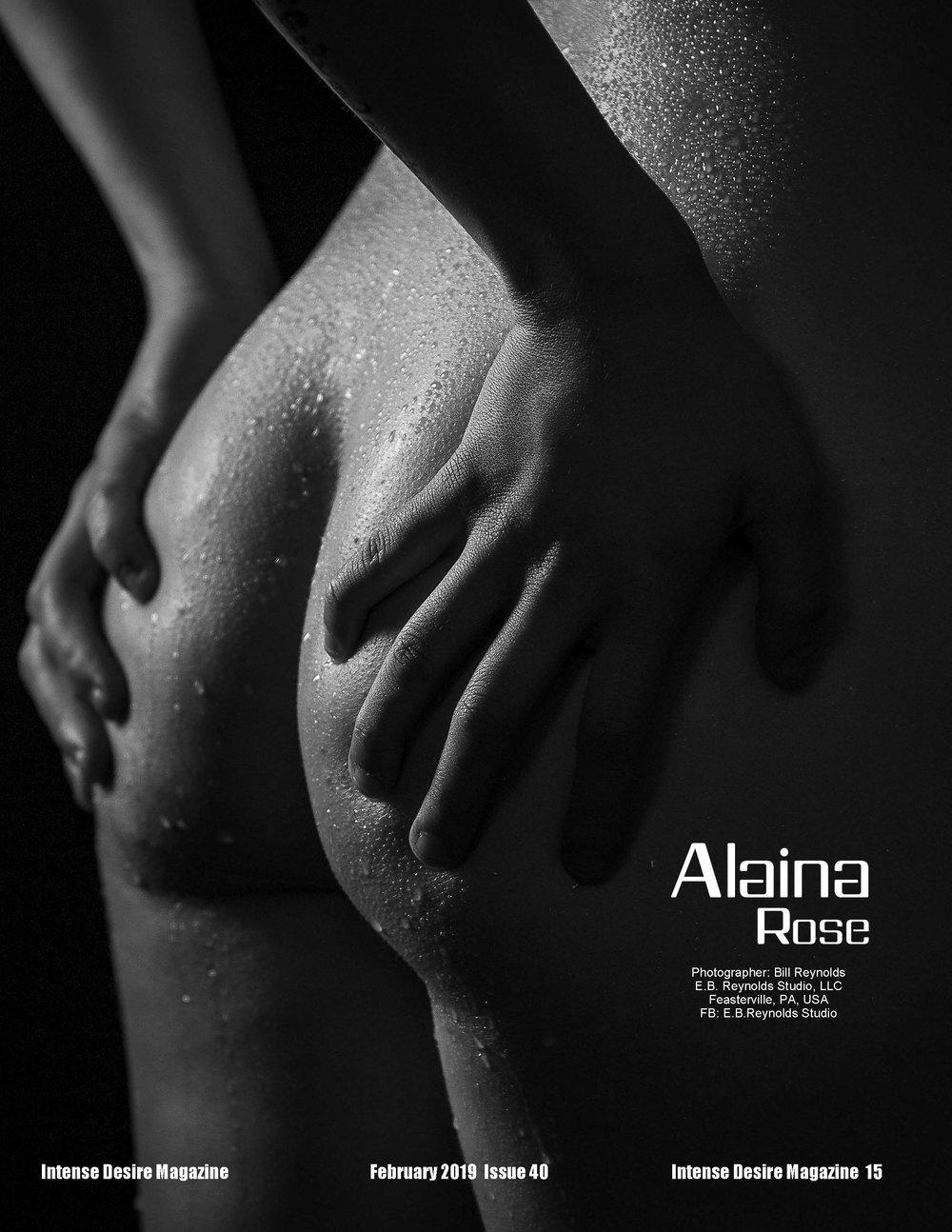 Model Alaina Rose