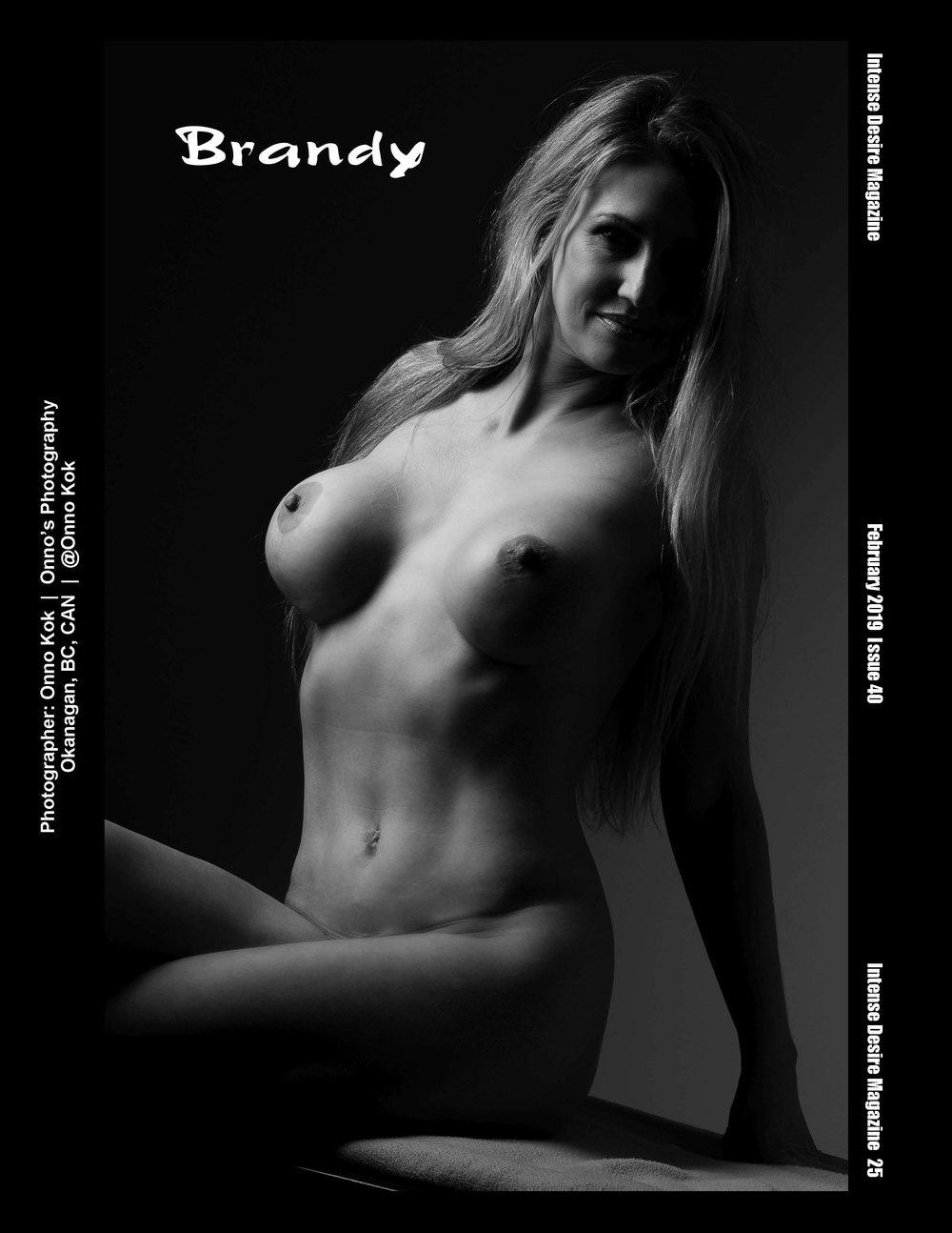 Model Brandy