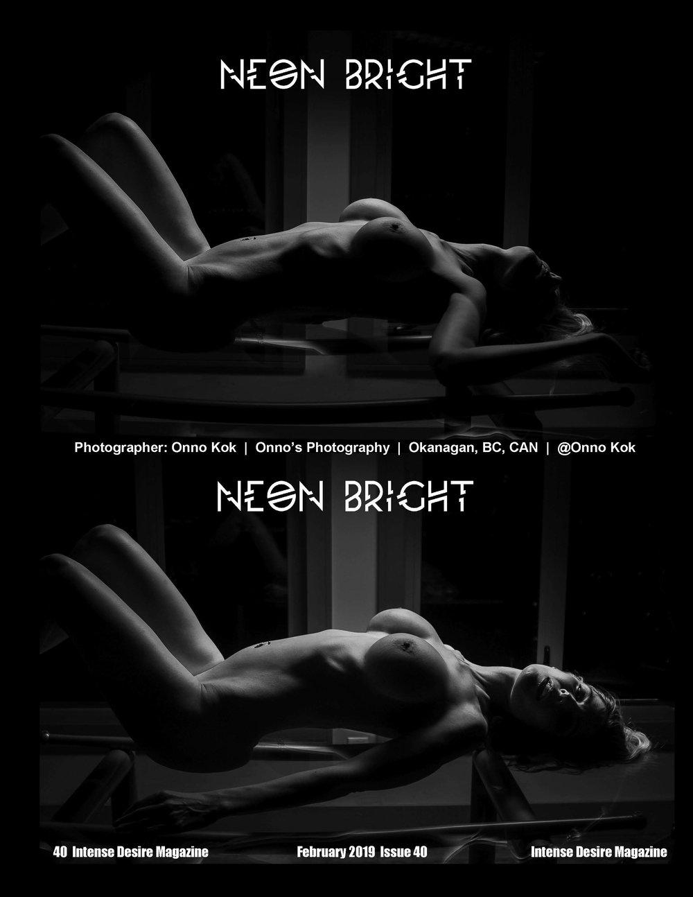 Model Neon Bright