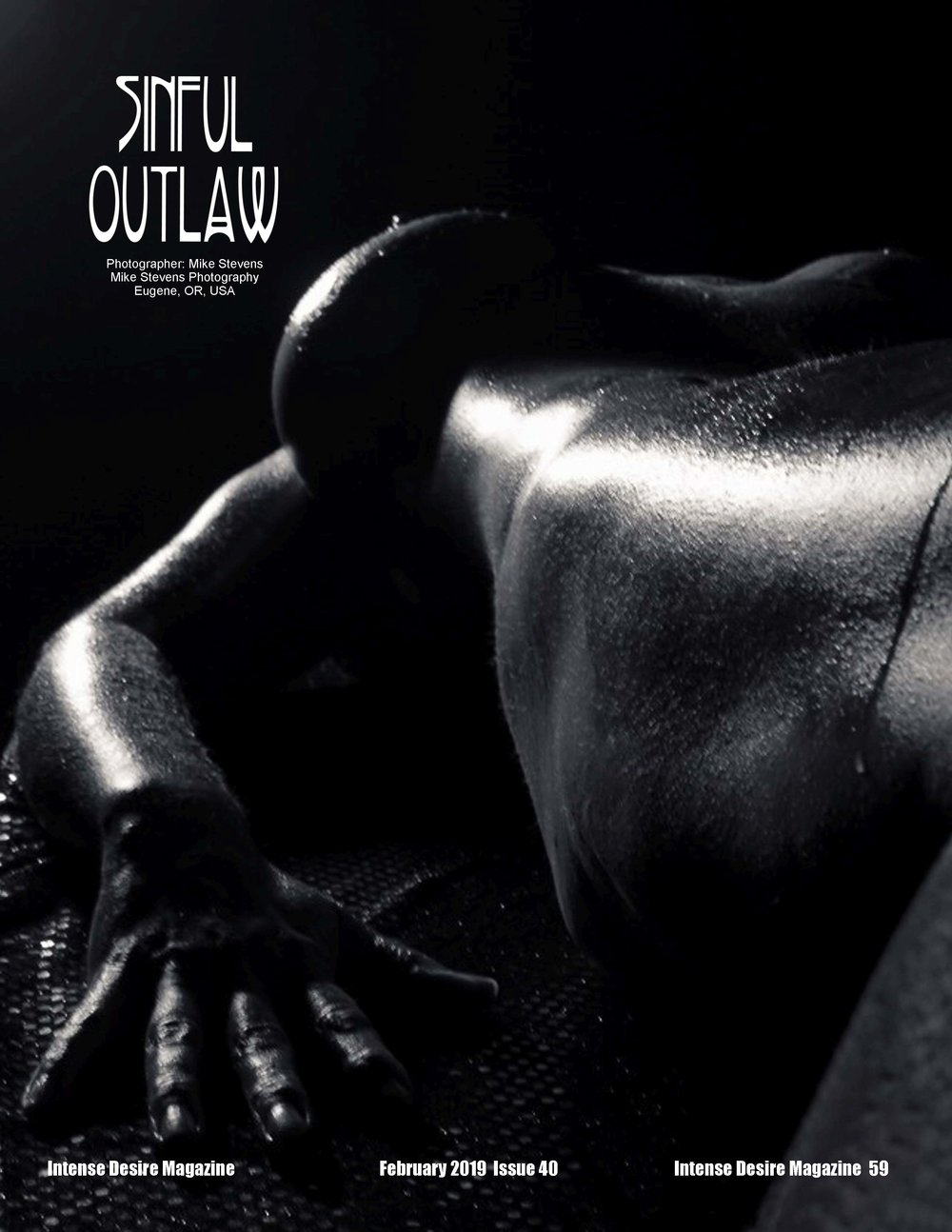 Model Sinful Outlaw